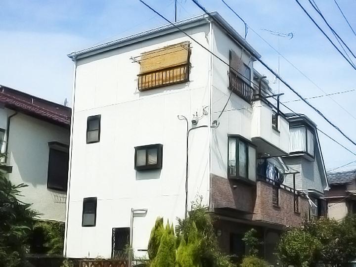 越谷市 Y様邸 外壁リフォーム事例