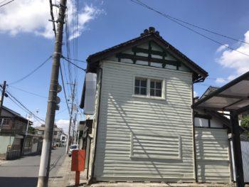 羽生市H様邸外壁塗装・鳥害防護ネット取付工事
