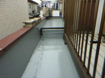 越谷市K様邸防水工事