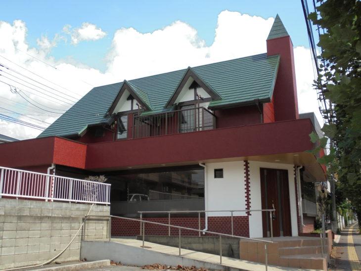 さいたま市桜区T様、貸店舗塗装工事