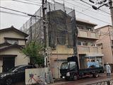 東新小岩2棟目!!屋根外壁塗装