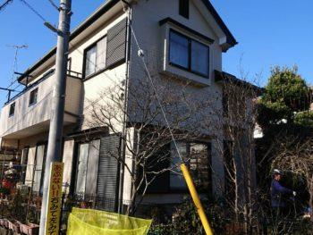 船橋市T様邸外壁屋根塗装工事