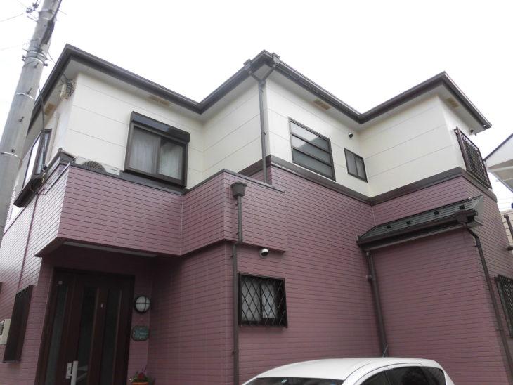 さいたま市桜区N様邸外壁屋根塗装工事