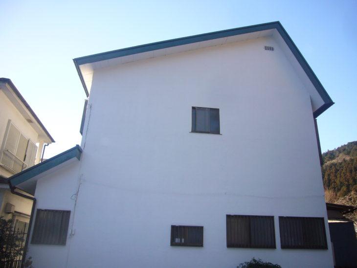 飯能市S様邸外壁屋根塗装工事