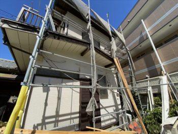 金属サイディング&金属屋根工事