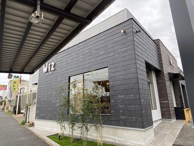 おしゃれ美容室!KMEWソリッドを使った屋根金属と内外壁ソリッドリフォーム